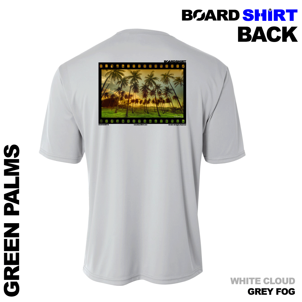 BOARDSHIRT-SS-GREY-FOG-BACK-GREEN-PALMS